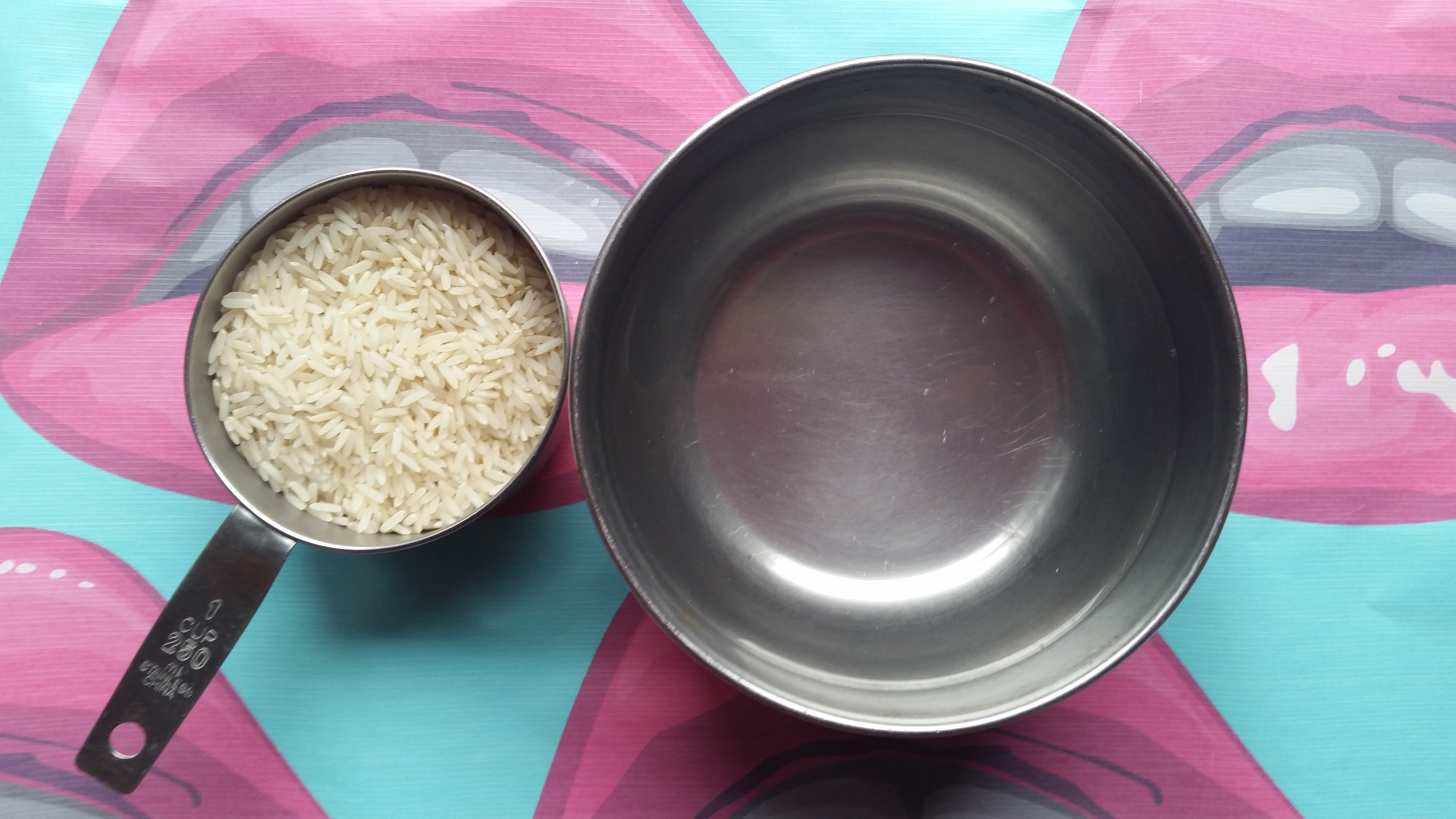 I Washed My Face With Rice Water For A Week & I Wish I'd