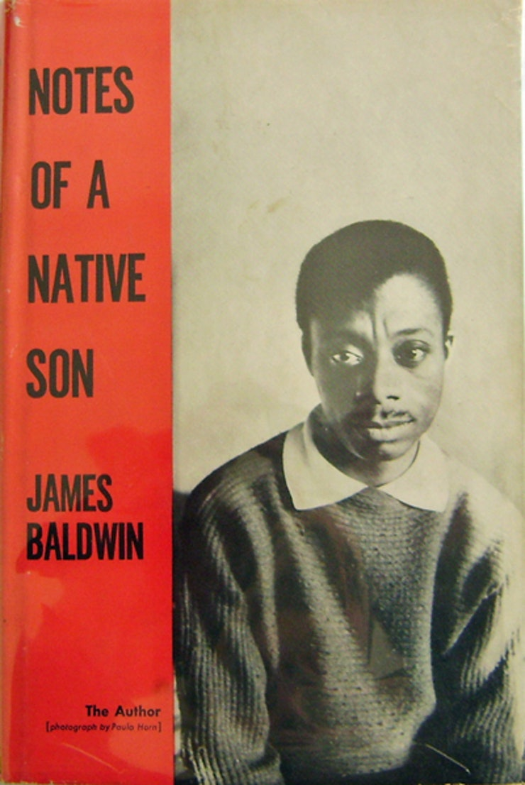 books to give your future son throughout his life notes of a native son by james baldwin