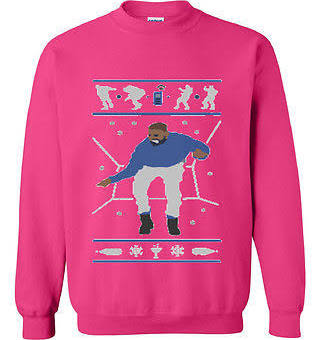 11 Drake Ugly Christmas Sweaters Ranked From Most To Least ...