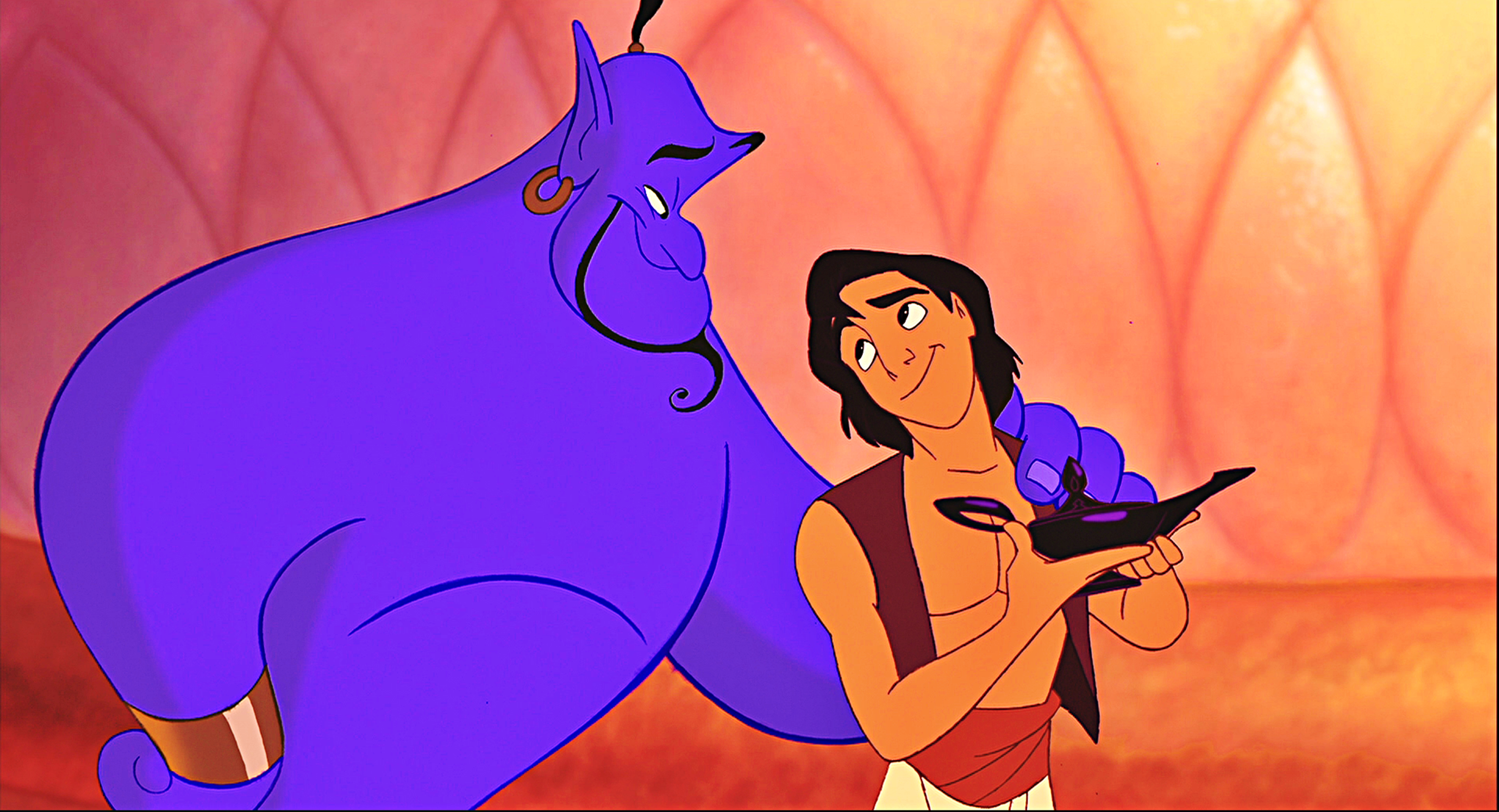 Robin Williams Genie Quote From Aladdins Final Scene Resonates Today VIDEO