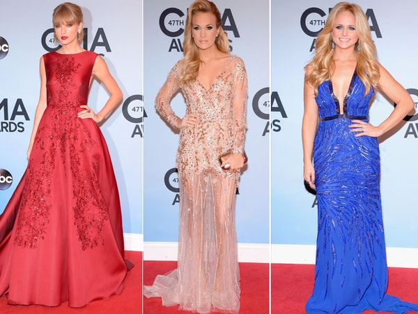 2013 cma awards best and worst dressed stars bustle