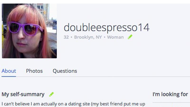 FC dating site Speed Dating geschenken