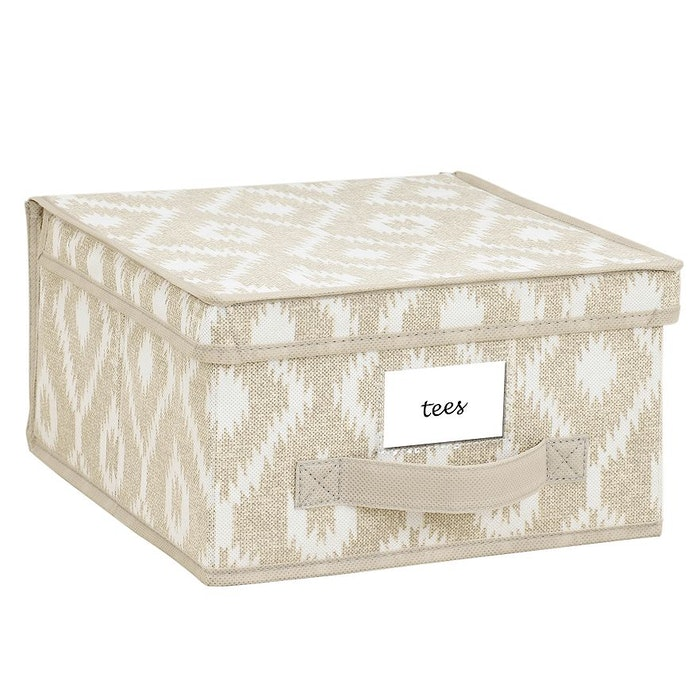 Decorative Boxes For Closets : How to organize an apartment without a closet stick