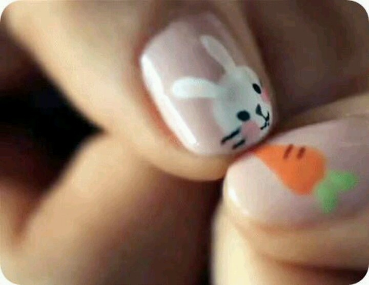 10 Easter Inspired Manicures To Copy Right Now