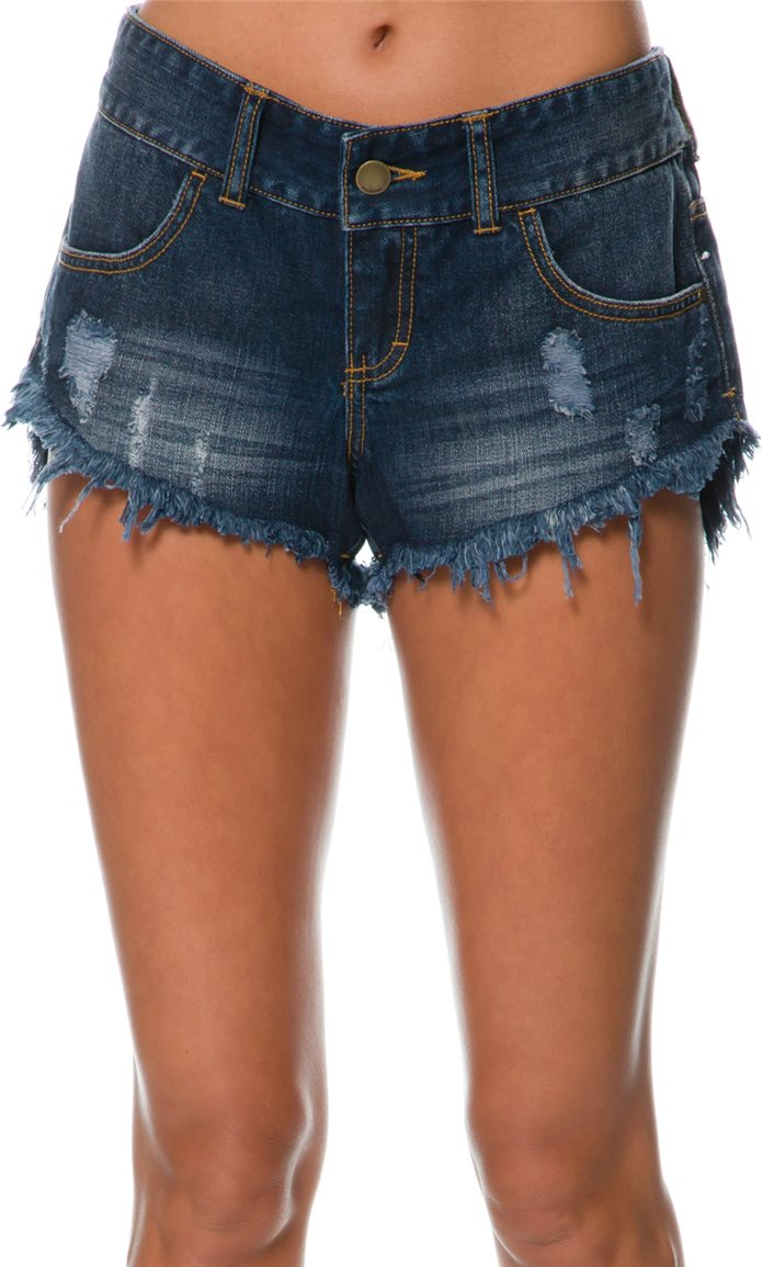 Jean shorts galleries