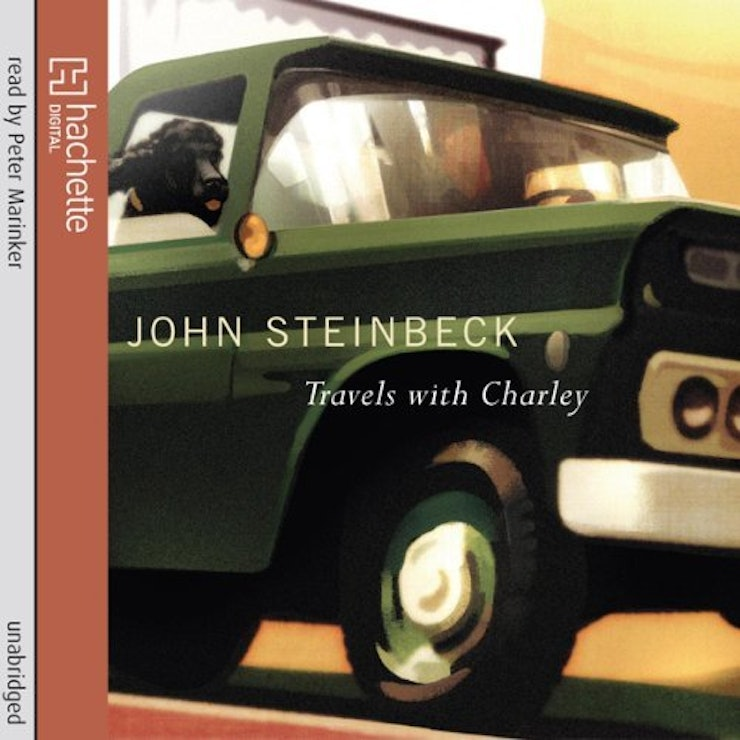 audiobooks for family road trips that ll get you through a long in 1960 author john steinbeck took a cross country road trip in search of america as the subtitle suggests his companion a poodle d charley